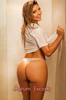 Find Brazilian escorts in London